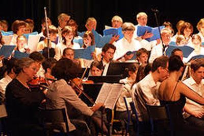 Audition De Sophie Matarasso Suivi De L'orchestre Junior Et De La Maîtrise De L'école De Musique à Verneuil sur Seine
