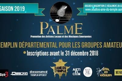 Auditions PALME 2018 à Troyes
