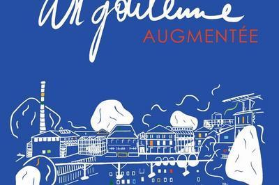 Audrey Sedano Angoulême Augmentée à Angouleme