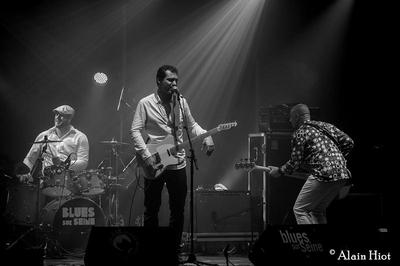 Aurelien Morro And The Checkers à Clermont Ferrand