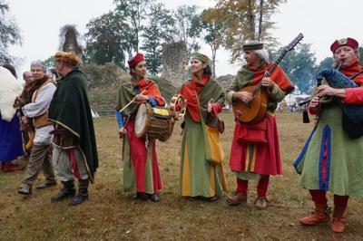 Autour de la Musique Médiévale à Montfort sur Risle