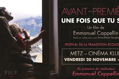 Avant-première - UNE FOIS QUE TU SAIS - Festival de la Transition Écologique à Metz