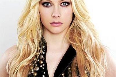 Avril Lavigne à Paris 9ème