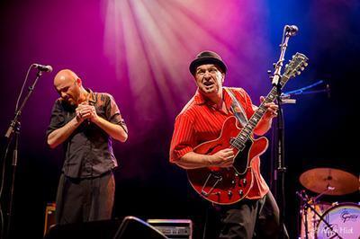 Concert Blues Trio Yélé Et Awek à Saint Sulpice