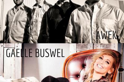 Awek - Gaelle Buswel - Crossfire à Issy les Moulineaux
