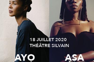 Ayo / Asa - Marseille Jazz des Cinq Continents