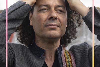 Aziz Sahmaoui à Argenteuil