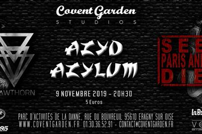 Azyd Azylum // Hawthorn // See Paris & Die à Eragny