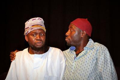 Baâda, le malade imaginaire Cie Marbayassa (Burkina-Faso) à Argenton sur Creuse