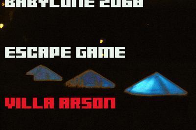 Babylone 2068 : Escape Game Villa Arson à Nice