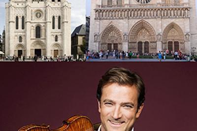 Bach - Variations Goldberg à Saint Denis