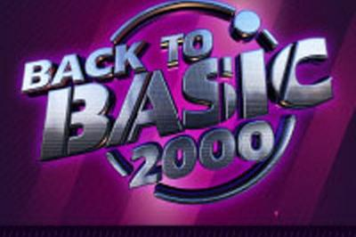 Back To Basic 2000 - Initialement prévu le 05/12/2020 à Nice