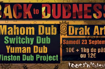 Back to Dubness à Grenoble