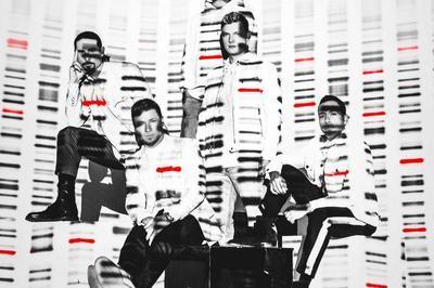 Backstreet Boys - DNA World Tour à Paris 12ème