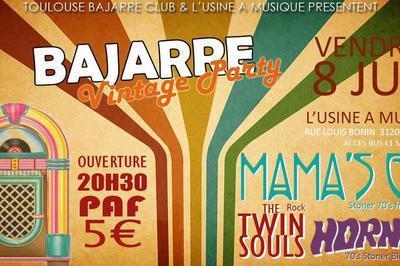 Bajarre Vintage : Horner - Mama's Gun - The Twin Souls à Toulouse