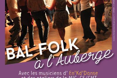 Bal Folk à l'Auberge à Ris Orangis