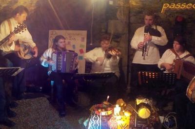 Bal folk de Veauchette