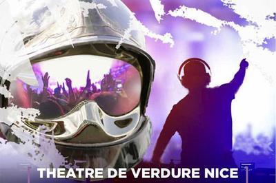 Bal Gala Des Pompiers à Nice