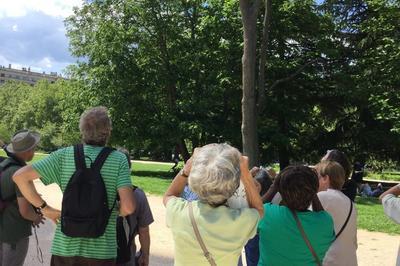 Balade à La Découverte Des Oiseaux Du Jardin. à Grenoble