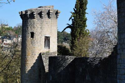 Balade à Vélo : Les Remparts De Poitiers