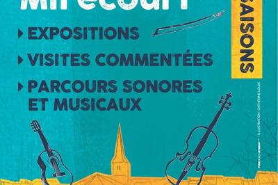 Balade Au Pays De Mirecourt - Les Quatre Saisons