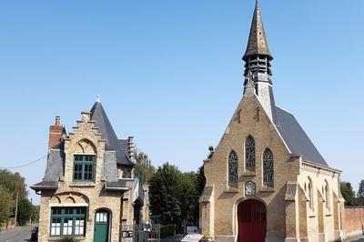 Balade Automnale Au Kerk Hof à Bailleul