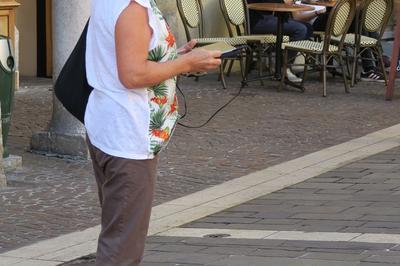 Balade Connectée 'hors Les Murmures : Les Sons Dans Annecy'