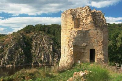 Balade Contée à La Forteresse Médiévale à Crozant
