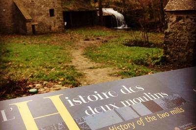 Balade découverte des moulins par Solen Boivin, Guide de Parc. à Cernay la Ville