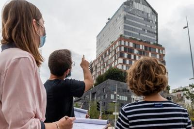 Balade Dessinée Avec Une Guide Conférencière - « Industrielle, Moderne, Contemporaine, Comprendre L'architecture Du Quartier » à Boulogne Billancourt