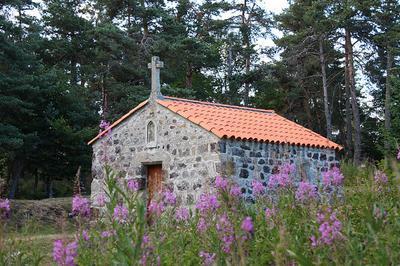 Balade Et Visite De La Chapelle Saint Clair Et Ses Tourbières. à Issanlas