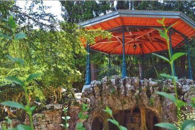 Balade Guidée Du Parc Des Cordeliers à Salins les Bains