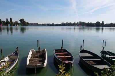 Balade Sur Le Lac D'enghien-les-bains à Enghien les Bains
