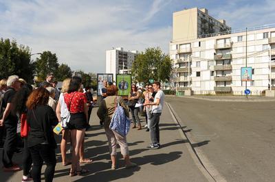 Balade Urbaine Avec Guide Conférencier - Quartier De La Boissière à Rosny Sous Bois