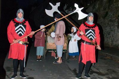 Balades Contées Nocturnes À Travers La Ville à Montlhery