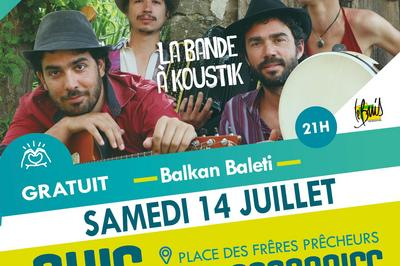 Balkan baleti à Buis les Baronnies