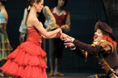 Ballet Nacional Sodre / Uruguay à Cannes