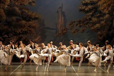 Grand Ballet National De Russie à Bergerac