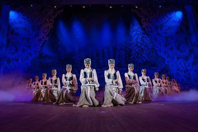Ballet National De Siberie à Buc