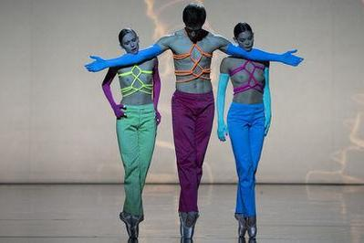Ballet Preljocaj : La Fresque à Versailles