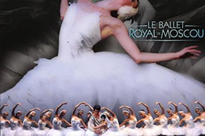 Ballet Royal de Moscou à Chalon sur Saone