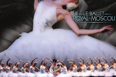 Ballet Royal De Moscou à Plougastel Daoulas
