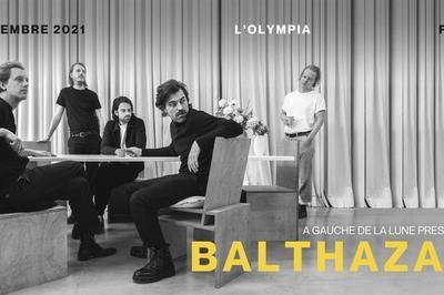 Balthazar et Whispering Sons à l'Olympia à Paris 9ème