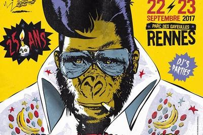 Banana Juice Party 25 Ans 2017