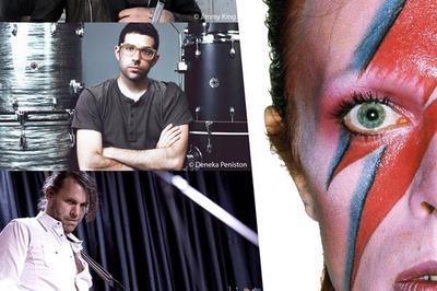 Band From David Bowie'S Blackstar à Saint Etienne
