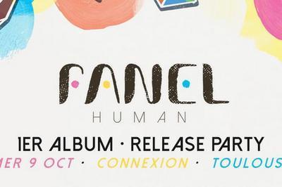 Release Party Fanel - 1er Album Human à Toulouse
