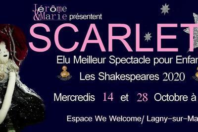 Scarlett à Lagny sur Marne
