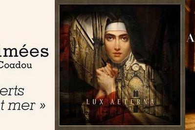 Les Voix Animées - Abbaye du Thoronet (83) « Lux Aeterna - Dans le cadre du 7e cycle Entre pierres et mer » à Le Thoronet