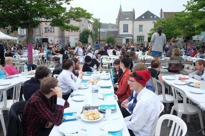 Le Banquet de saint Leu à Amiens