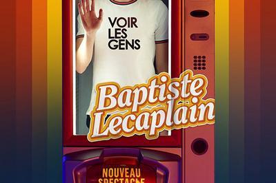 Baptiste Lecaplain - report à Paris 11ème